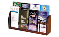 Countertop Brochure Display