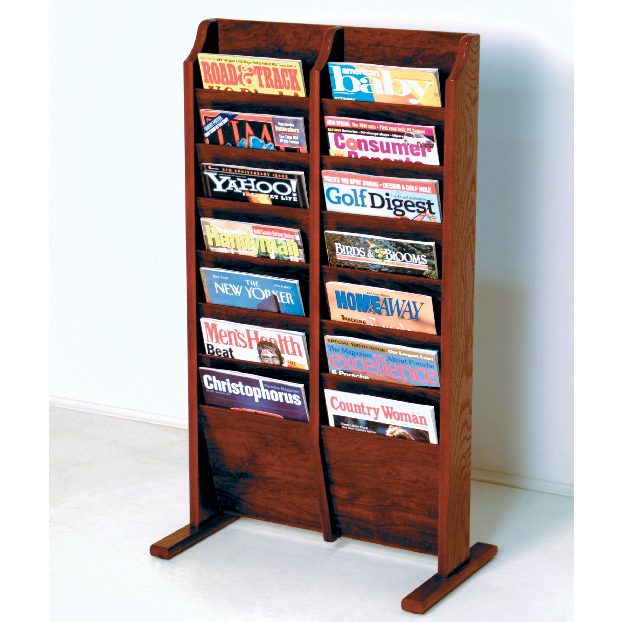 wiremag wire magazine h rack